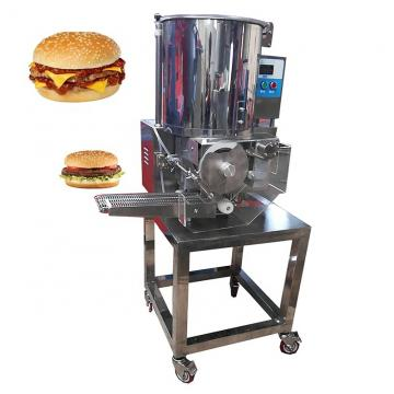 High Quality Automatic Burger Patty Making Machine