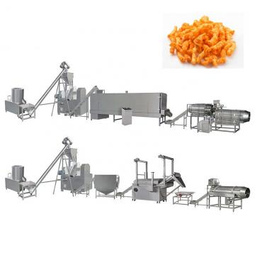 Snack Food Fried Cheetos /Kurkure /Niknak Production Line/Fryer Machine
