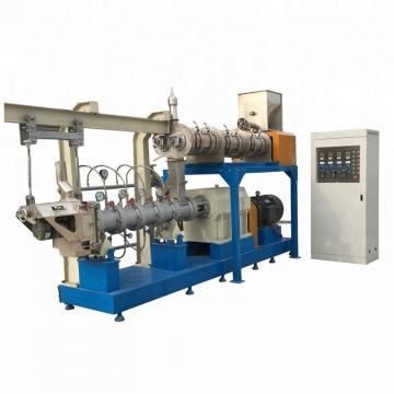 Fish Feed Pellet Food Mill Extruder Making Production Line Machine