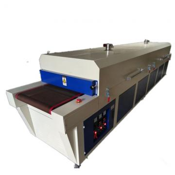 Screen Printing Drying Ink IR Drying Tunnel for Paper Conveyor Drying Tunnel Machine