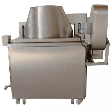 Batch Coated Peanuts with Batch Fryer System