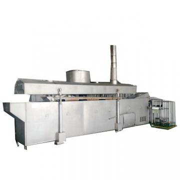 Fryer Equipment Potato Chip Banana Chips Frying Production Line Snack Food Processing French Fries Making Machine
