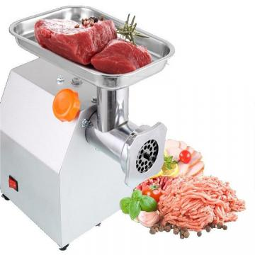 Hr32 Commercial Food Processor Electric Motor Cast Iron Meat Grinder Slicer Machine Industrial Coconut Meat Grinder for Sale
