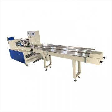 Automatic Disposable Surgical Medical Face Mask Packaging Line Packing Machine