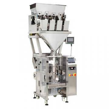 Jev-300g Industrial Vertical Automatic Peanut/Dates/Sugar/Granule/Grain Packing Machine