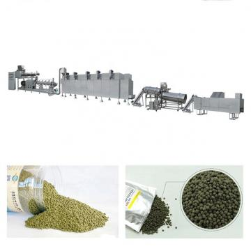 Automatic Pet Dog Food Pellet Making Machine Floating Fish Feed Pellet Machine