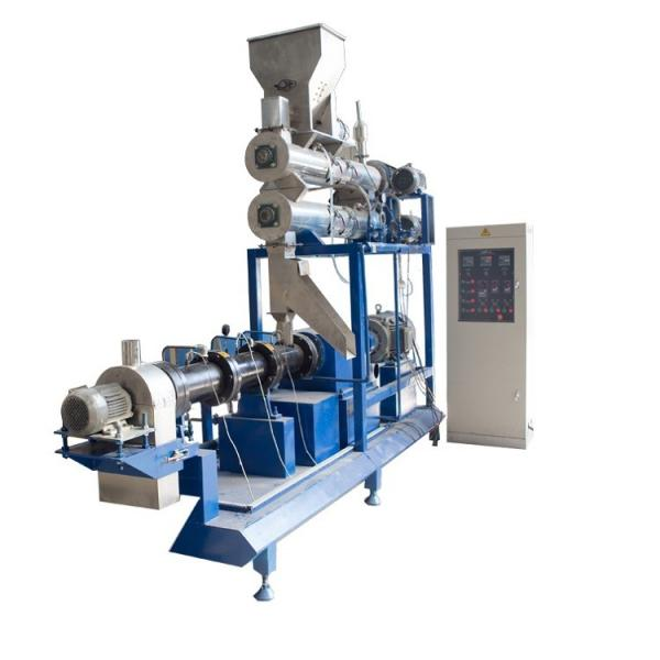 Fish Meal Puffing/Pet Food/Animal Poultry Livestock Feed Pellet Making Machine